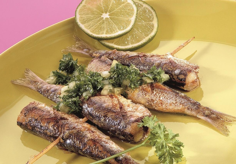 sardines bbq